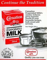 (Will S.) Tags: scans naparimagirlshighschooldiamondjubilee19121987recipebook 1988 cookbook trinidadandtobago scanned bw colour carnation evaporatedmilk