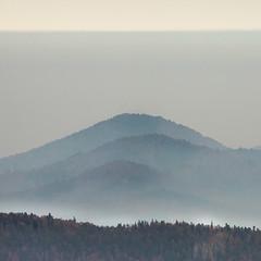 Par temps de stratus (mrieffly) Tags: alsace htrhin hautesvosges brumes brouillard merdenuages canoneos50d