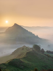 Parkhouse mist (Stephen Elliott Photography) Tags: peakdistrict derbyshire dawn mist sunrise olympus em1 12100mm kase filters