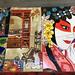 Chinese painting - South Luogu Lane, Beijing