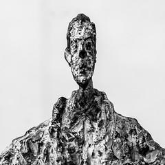 Giacometti (Thomas Hawk) Tags: albertogiacometti america dallas diegoinasweater giacometti museum nashersculpturecenter texas unitedstates unitedstatesofamerica bw sculpture fav10 fav25