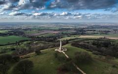 Coombe Hill (Charles-White-Photography) Tags: aylesbury england unitedkingdom gb drone dji spark djispark