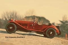 ALFA ROMEO 6C 1750 (MODEL CAR PASSION) Tags: alfa romeo cmc 6c 1750 jordanscars gs gran sport mille miglia 118 118scale classic model cars diecast modellino macchinina red nuvolari