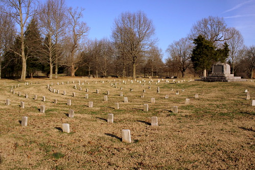 Confederate Cemetery at the Hermitage