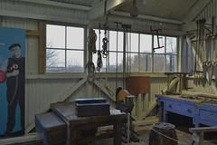 National Waterways Museum Ellesmere Port 130219_DSC2857 (Leslie Platt) Tags: cheshirewestchester nationalwaterwaysmuseum ellesmereport inlandwaterways exposureadjusted straightened
