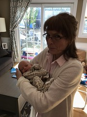 "Aunt Pam Holds Sam • <a style=""font-size:0.8em;"" href=""http://www.flickr.com/photos/109120354@N07/46385287192/"" target=""_blank"">View on Flickr</a>"