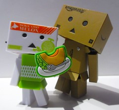 Made in Japan (jefalump) Tags: madeinjapan danbo danboard omiyage revoltech flickrfriday