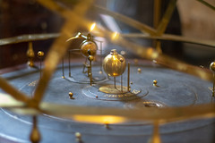 The Solar System (Big Bright Photography) Tags: british museum solar system brass london