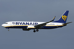 EI-DAL Ryanair Boeing 737-8AS(WL) at Edinburgh on 3 March 20199 (Zone 49 Photography) Tags: aircraft airliner airlines airport aviation plane march 2019 edi egph edinburgh turnhouse scotland fr ryr ryanair boeing 737 738 800 8as wl eidal