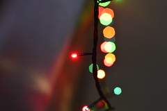 _DSC5850 (Aris_Totel) Tags: bokeh light lights blinke newyear christmas object thing items party