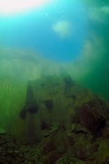 NorthWales-VivianQuarry-201802-15 (Tony J Gilbert) Tags: snowdonia llanberis northwales viviandivecentre vivianquarry mountsnowdon diving aquatic freshwater quarry floodedquarry nikon d300
