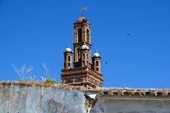 Torre de la Iglesia de la Granada (Rafa Gallegos) Tags: llerena badajoz extremadura españa spain iglesia igrexa igreja church arquitectura architecture