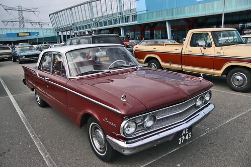 Ford Comet Sedan 1960 (6532)