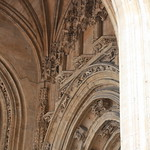 Catedral. Interior entrada.