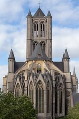 Sint-Niklaaskerk, Gent (itmpa) Tags: sintniklaaskerk stnicholas scheldtgothic scheldt gothic 13thcentury church ghent eastflanders belgium be gent archhist itmpa tomparnell canon6d canon 6d
