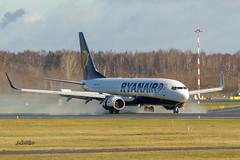 IMG_9144@L6 (Logan-26) Tags: boeing 7378as eiemd msn 38509 ryanair riga international rix evra latvia airport aleksandrs čubikins
