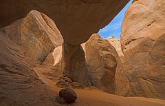Sand Dune Arch (Star Wizard) Tags: moab utah unitedstates us