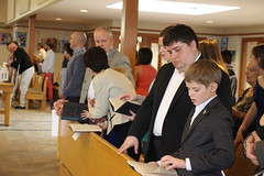Declan's First Communion (Mike and Sarah Hays) Tags: tom liam