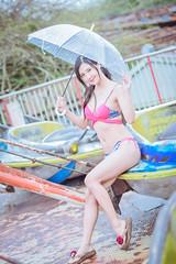 DSC_8215 (tingyangke) Tags: 人像攝影 人像 portrait 台中 taichung 外拍 比基尼 d750 85mm 定焦