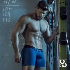 07 (ergowear) Tags: latin hunk bulge men sexy ergonomic pouch underwear ergowear fashion designer gym sports