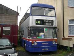 6681 Netherton 2007 (MCW1987) Tags: west midlands travel pte leyland fleetline 6681 wda681t park royal