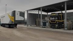DAF XF 105.460 - Schmitz S.KO (defley.hyluan) Tags: daf truck ets2