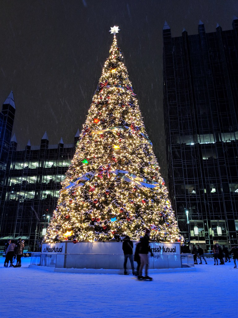 Christmas In Pittsburgh 2019.The World S Most Recently Posted Photos Of Christmas And