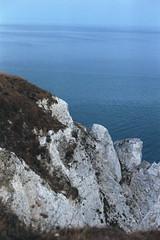 Sussex (_jona) Tags: canon ae1 fujifilm superia superia400 sussex xtra film 35mm england cliffs