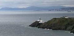 Howth (MargrietPurmerend) Tags: howth lighthouse dublin ireland cliffs sea
