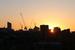 IMG_5093 (Yorkshire Pics) Tags: 1004 10042019 10thapril 10thapril2019 sunrise leeds leedsskyline leedssunrise silhouettes leedsunderconstruction underconstruction urban urbanlandscape urbanskyline urbansilhouettes crane cranes towercranes cranescape craneporn cranelovers construction leedstownhall townhall
