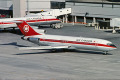C-GAAB AIR CANADA 727-233 at CYYZ (GeorgeM757) Tags: cgaab 727233 aircanada 727 cyyz toronto georgem757 aircraft aviation airplane airport boeing predigital n222fe