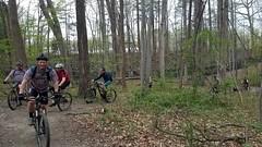 2019 Bike 180: Day 45 - MORE Thursday Night Ride (mcfeelion) Tags: cycling bike bicycle mtb springfieldva lakeaccotinkpark spring bike180 2019bike180