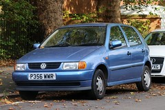 P356 WWR (Nivek.Old.Gold) Tags: 1997 volkswagen polo 16 cl 5door