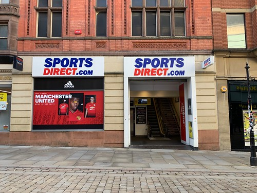 Sports Direct Manchester