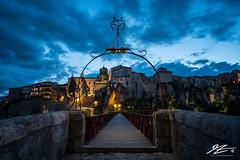 New World (TVZ Photography) Tags: puentedesanpablo saintpaulbridge cuenca castile–lamancha spain europe city night evening longexposure lowlight bluehour sonya7riii zeiss loxia 21mm