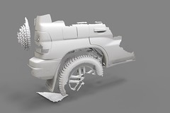 Car parts, 3D scanned with the use of 3D scanner RangeVision Pro 2M. (Top3DShop) Tags: 3d top3dshop 3dmodelling 3dscan 3dmodel 3debottles rangevision 3dscanner rangevisionpro2m greybackground models stock 3dexport cg textures free car 3dcar 3dcars featured image amazing render 3dobject