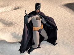 My disguise must be able to strike terror into their hearts.  I must be a creature of the night… (Pablo Pacheco 85) Tags: batman brucewayne sideshowcollectibles dccomics