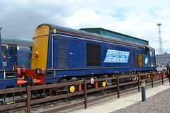 Direct Rail Services 20302 & 20303 Max Joule 1958 - 1999 (Will Swain) Tags: crewe gresty bridge depot open day 21st july 2018 drs cheshire north west south county train trains rail railway railways transport travel uk britain vehicle vehicles england english europe direct services 20302 20303 max joule 1958 1999 class 20 302 303