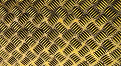 yellow (Rosmarie Voegtli) Tags: bollard street againandagainandagain pattern metal metall sign hindernis poller dornach yello jaune gelb giallo muster odc ourdailychallenge yellow graphic grate