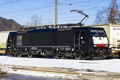 TX Logistik (MRCE), 189 998-7 (Thomas Naas Photography) Tags: österreich austria eisenbahn railways zug züge train lokomotiven lokomotives fahrzeuge outdoor kufstein siemens es64f4 txl tx logistik mrce mitsui rail capital europe gmbh dispolok