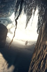 """""""Nomad"""" (L1netty) Tags: madmax avalanchestudios warnerbros pc game gaming pcgaming videogame reshade screenshot 6k srwe character max man male people cave color indoor"""