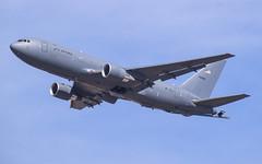 Boeing.KC-46A Pegasus.17-6028.KAMA.2019-02-28 (Amarillo Aviation) Tags: kc46a pegasus usaf united states air force boeing tanker inflight refueling unitedstatesairforce altus altusafb amarillo texas rickhusbandinternationalairport