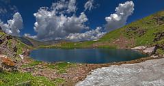 Sat Sar Mala (7 sister lakes) Kaghan Valley - Pakistan (fumer Umer Seeru) Tags: lake landscape mirrorlake autumun cannon dawn hunza swat swatvalley hunzavalley gilgitbaltistan pakistan alpine wakhancorridor snowcapped karakoram himalayas