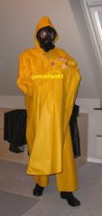 3 (gummifan61) Tags: rainwear raingear rubber gasmaske old
