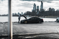 Ryan's Bagged Audi S4 #2 (Endless Visuals) Tags: audi bagged bag cars car stance stancenation low lowered audis4 s4 endless endlessvisuals