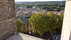 View from the Palais des Papes 1 (Photoski141) Tags: avignon palaisdespapes popespalace france
