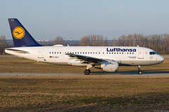 D-AILY (Andras Regos) Tags: aviation aircraft plane fly airport bud lhbp spotter spotting lufthansa airbus a319