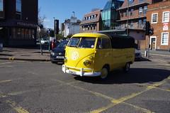 IMGP8560 (Steve Guess) Tags: esher surrey england gb uk vw transporter van camper pickup