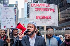 EM-190324-EndIslamophobia-048 (Minister Erik McGregor) Tags: activism buildmovementsnotwalls christchurchmassacre defenddemocracy donaldtrump dumptrump endislamophobia endwhitesilence endwhitesupremacy erikmcgregor freepalestine iamamuslimtoo lovetrumpshate muslimban muslimrights nyc nyc2palestine newyork newyorkcity newyorkers noban nomuslimbanever notmypresident peacefulprotest peacefulresistance photography protest refugeeswelcome resisttrump sanctuarycity solidarity standwithmuslims stopthehate timessquare travelban usa unitedagainstislamophobia whitesupremacy xenophobia bigotry demonstration humanrights photojournalism politics racism rally refusefascism revolution trumpvsallofus 9172258963 erikrivashotmailcom ©erikmcgregor