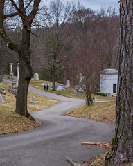 The Path (Matt McLean) Tags: allegheny cemetery pennsylvania pittsburgh